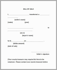 Bill Of Sale Template Word Document General Bill Of Sale Template Word Beautiful Printable Sample