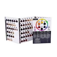 Professional Hair Colour Chart For Hair Coloring With Drop Shape Hair With Free Sample Buy Hair Color Chart By Number Loreal Permanent Hair Color