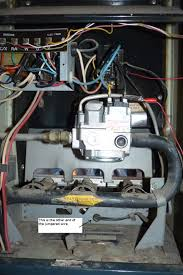 Pilot Light Payne Furnace I Have A Problem With My Furnace It Wont Light The Burners