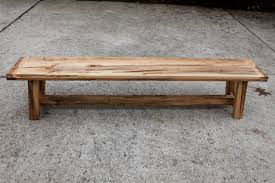 Unique Wood Benches