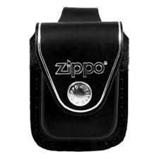 <b>Чехол ZIPPO для</b> широкой зажигалки, с петлёй, натуральная ...