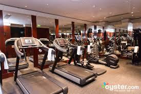 fitness center at the park hyatt paris vendome