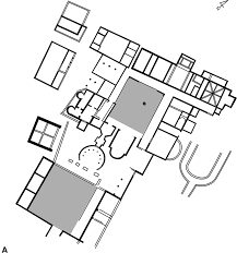 Figure 3 17a villa at lalonquette aquitaine france second phase plan modified from balmelle 2001 102 fig 40b