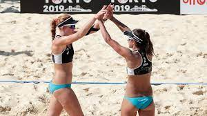 US Beach Volleyball Teams Headed To Tokyo