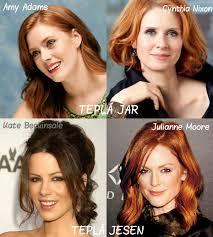 Farba Vlasov Podľa Farebného Typu Supervizáž