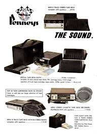 "vintage aftermarket 8 track tape decks are stylish "" hemmings daily vintage8tracks 03 2500"
