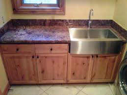 Farmhouse Sink Cabinet Kitchen Sink Cabinet With Countertop Copper Kitchen Sink Faucet