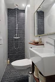 Mosaic Compact Bathroom Designs