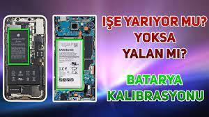 Batarya Kalibrasyonu Nedir / Nasıl Yapılır ? - YouTube