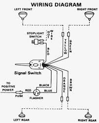 Great turn signal wiring diagram thesamba type 2 wiring simple turn signal wiring diagram turn