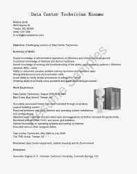 Data Center Engineer Sample Resume 19 Network Example