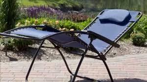 image of infinity zero gravity lawn chair
