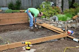 Small Picture How to Build a Raised Garden Bed Gardening