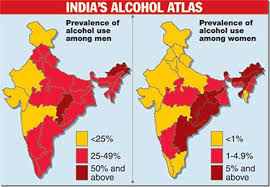 Alcohol The World India's Languages Atlas - Of