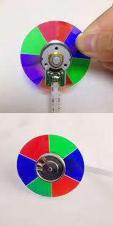938p215010 For Mitsubishi Wd 65838 Wd 73838 Dlp Tv Color Wheel Usa Ship Ebay Color Wheel Parts And Accessories Color