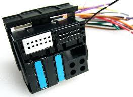 passat vw volkswagen passat 07 2007 car radio wire harness for wiring a factory radio