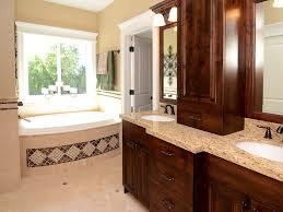 Bathroom : Bathroom Remodeleas With Wood Tileremodeled Bathrooms ...