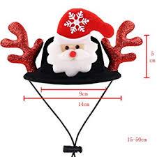 Redcolourful Pet <b>Dog</b> Cat Halloween Christmas Wig <b>Funny Hat</b> ...