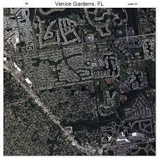 venice gardens fl air photo map