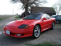1992 Dodge Stealth 1992 Dodge Stealth Red 200 Interior And Exterior Images