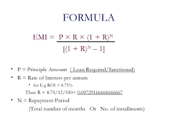 loan formulas loan formula ideal vistalist co