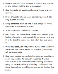 top tips for writing in a hurry kurt vonnegut essay kurt vonnegut essay examples kibin