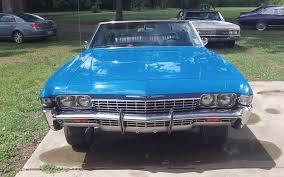 1968 Chevrolet Impala - Information and photos - MOMENTcar