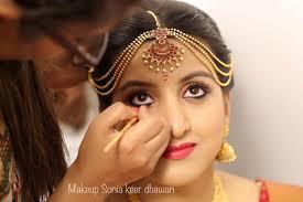 makeup artist sonia keer dhawan