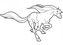 Small Picture Calypso Run Like the Wind in Horseland Coloring Pages Batch Coloring