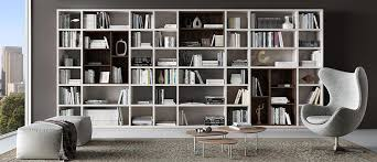 home library bookcases shelves solutions california closets tuscan wall shelves new trends
