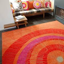 orange area rug. Creative Of Orange Area Rug District Eccentric Large In And Red Patterned