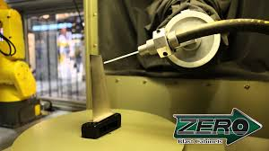 Clemco Industries Blast Cabinets Abrasive Blasting Robot Integration Youtube