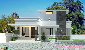 Low Cost Low Budget House Design Low Cost Single Storied 2 Bhk Home Kerala Home Design And