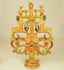 Aurelio FLores Tree of Life | Colonial Arts | Colonial art, Mexican folk  art, Mexican art