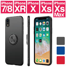 Iphone Light Cover Case Soft Case Light Weight Smartphone Case Iphone Cover Iphone Xr 7 8 X Xs Xs Max With The Iphone Case Ring