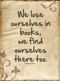 Quote Book Cool We Lose Ourselves In Books Pictures Photos And Images For