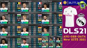 In the first stage, we are going to share kits and logos of dream league soccer top clubs like real madrid, manchester city, manchester united. Free Download Dream League 2021 Dls 21 Mod Apk Real Madrid Team Unlimited Money New Kits 2021 And New Trans Real Madrid Kit Real Madrid Real Madrid New Kit