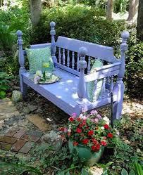 35 popular diy garden benches you can