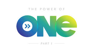 the power of one church sermon series ideas the power of one you are here home · topical the power of one