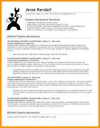 Maintenance Job Resume Objective General Maintenance Resume Objective Piqqus Com