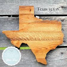 texas wood cutout state shape wood cutout wall art