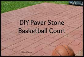 diy backyard basketball court. Perfect Diy In Diy Backyard Basketball Court C