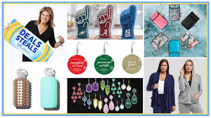 gma deals and steals on holiday gifts including clothing jewelry water bottleore
