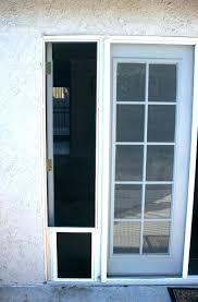 dog doors for sliding glass doors hale pet door for screens pet door home depot pet