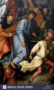 hans holbein the elder 1465 1524 german painter christ carrying the