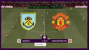 Burnley vs Man Utd, 2020/21 | Premier League Prediction - YouTube
