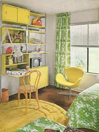 Retro Style Bedroom Retro And Vintage Home Decor Style For Teenage And Young Adult
