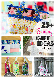 Free Sewing Patterns For Beginners Impressive 48 Easy Sewing Gift Ideas To Make You Everyone's Favorite Sewist