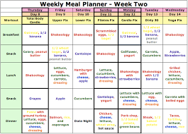 Resume 48 Beautiful 21 Day Fix Meal Plan Template Hi Res Wallpaper