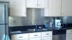 Backsplash Tile Kitchen Subway Slate Glass Mix Ideas Glass Mosaic